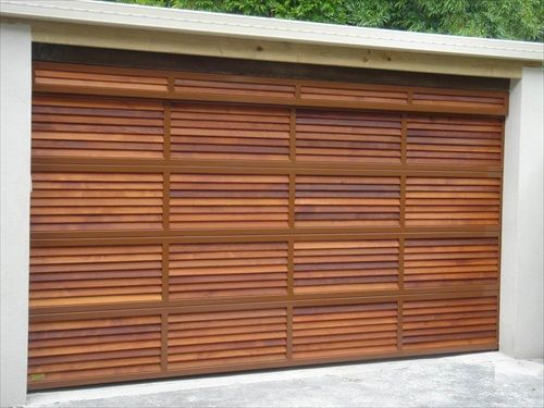 Amazing Timber Garage Doors Are Always In Style