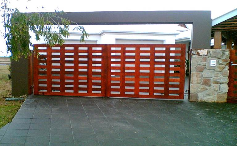 Electric Gates Sunshine Coast East Coast Garage Doors