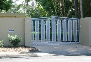 brisbane and sunshine coast custom electric gates