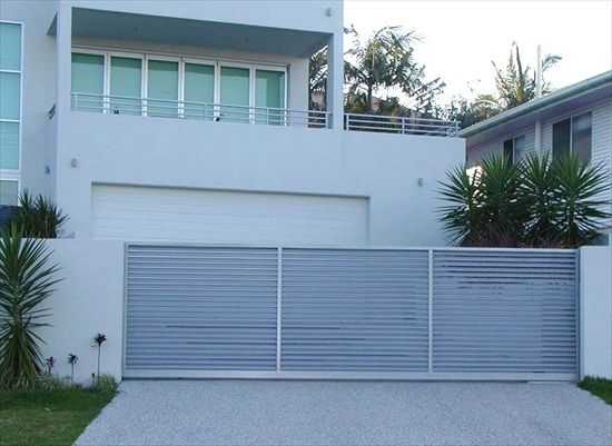 Security Gates Brisbane East Coast Garage Doors