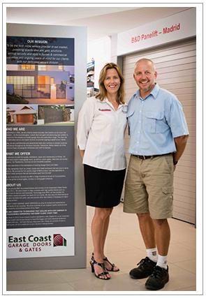 Nice Sunshine Coast Resident Wins A FREE Garage Door U0026 Opener!