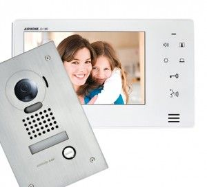 Flush Mounted Intercom