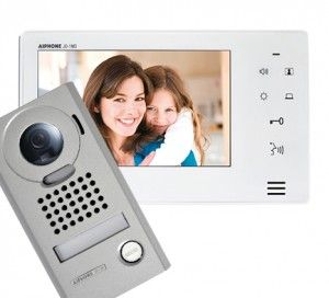 Aiphone Wall Mounted Video Intercom