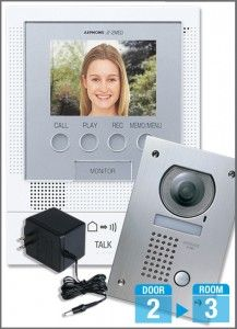 Handsfree Video Intercom