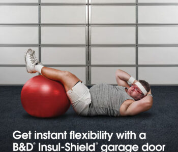 b&d Insul-Shield door insulation