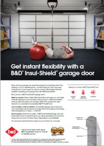 bnd insul-shield flyer preview