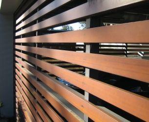 Cedar Batten Panel - 2