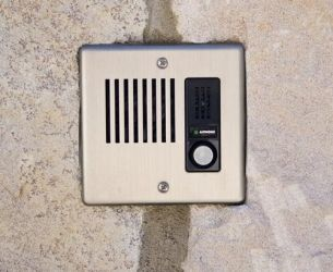 aiphone audio intercom station