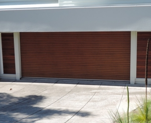 BND Golden Oak Roller Door 2