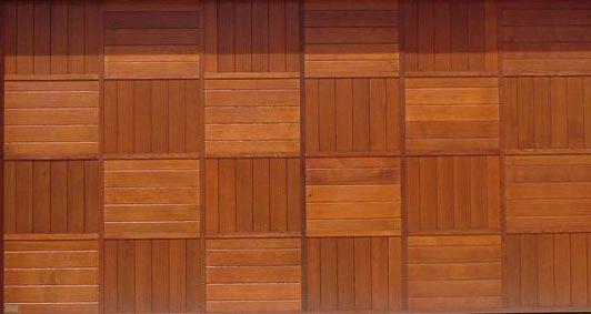 Custom Cedar Doors Gates East Coast Garage Doors