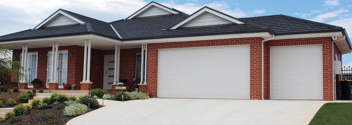 Sunshine Coast Brisbane Garage Panel Door Manufacturer
