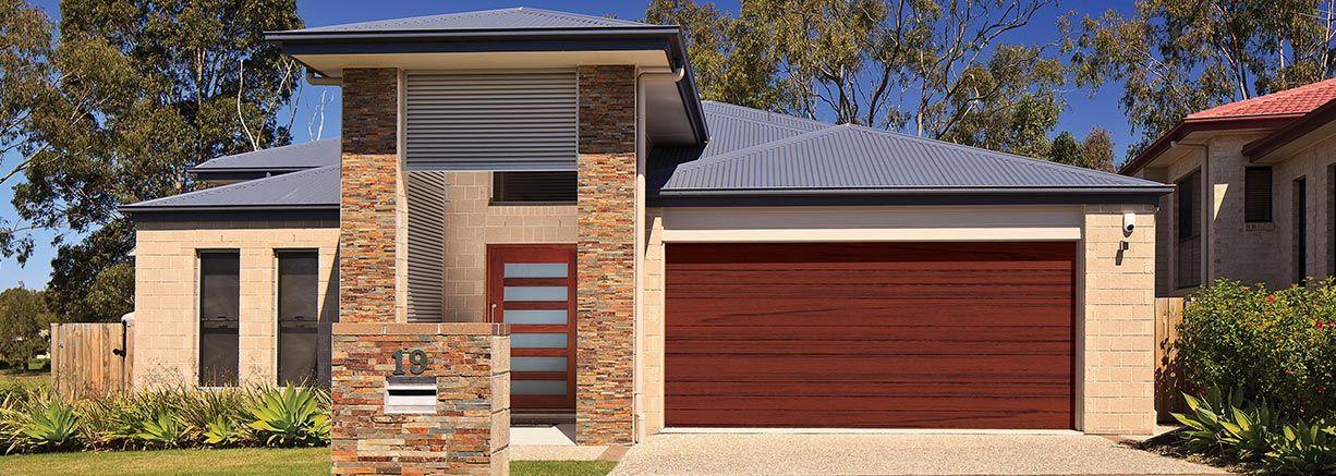 Residential Sectional Garage Door : Door sectional garage automatic residential
